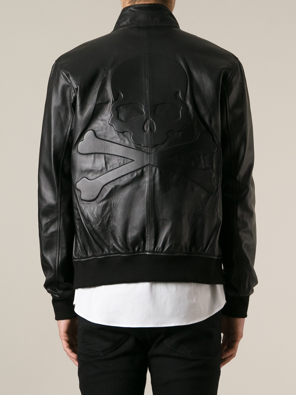 Philipp plein jacket skull