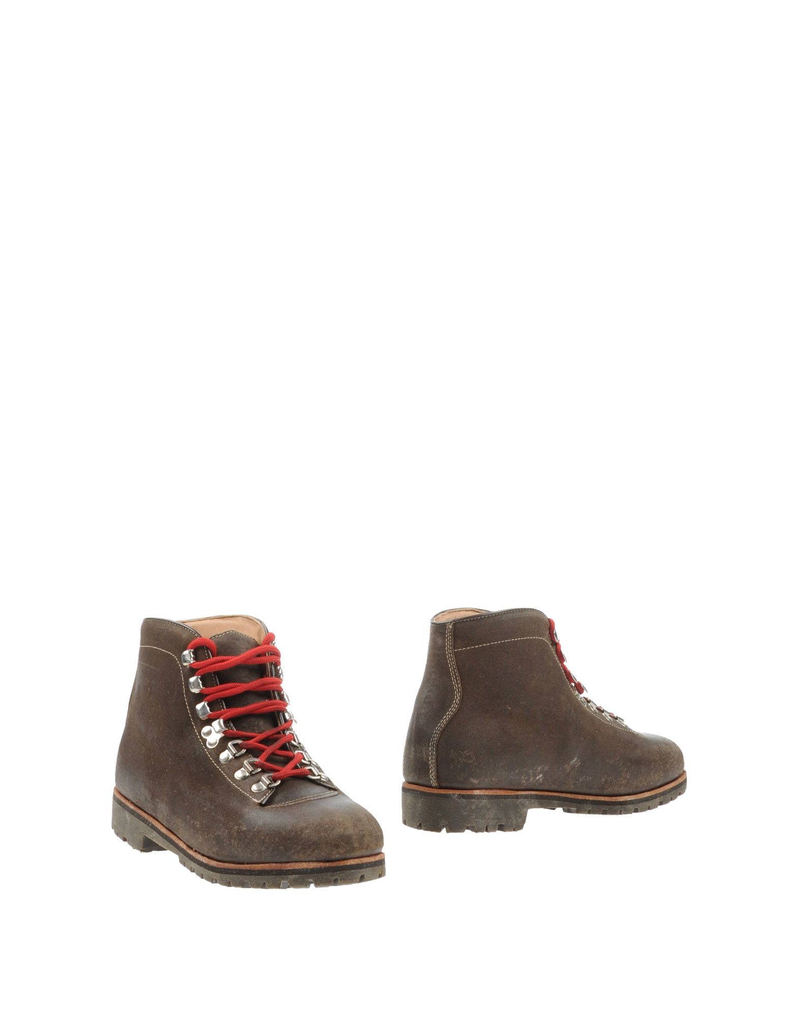 golden goose deluxe brand ankle boots in brown for lyst