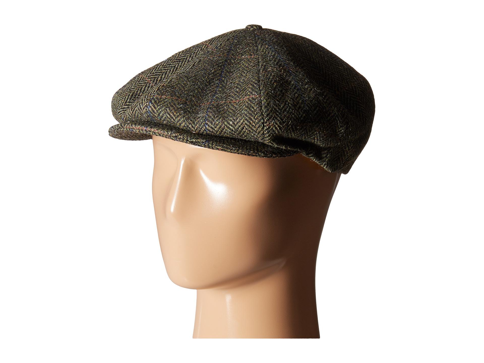 Lyst - Kangol Tweed Ripley in Green for Men 22e72d1425c