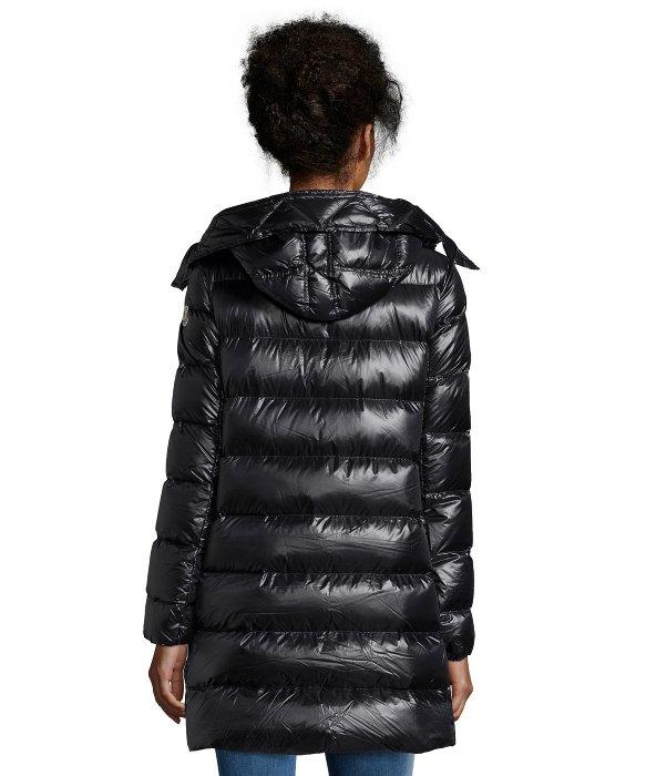 moncler suyen hooded down coat
