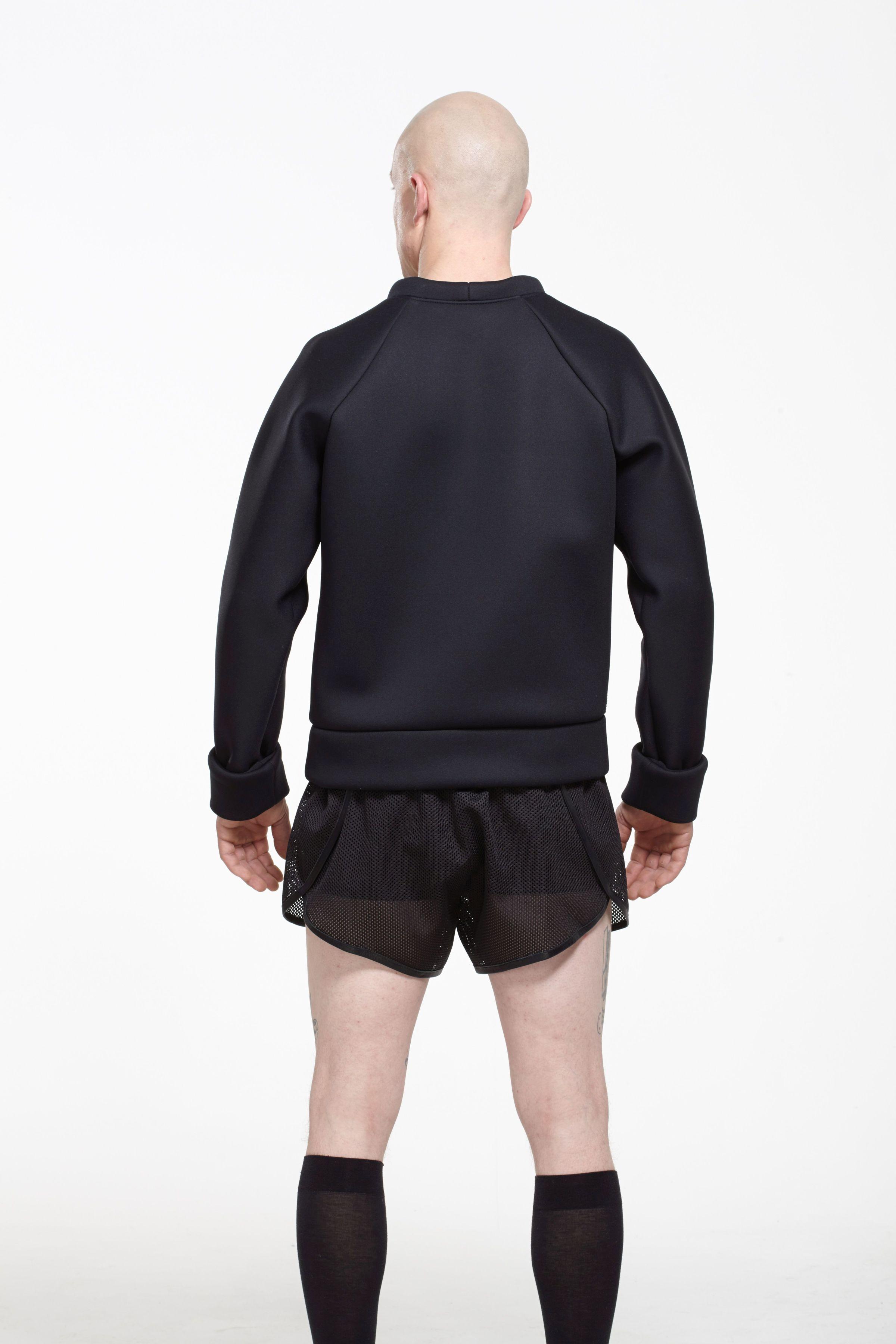 Womens Crew Neck Sweater
