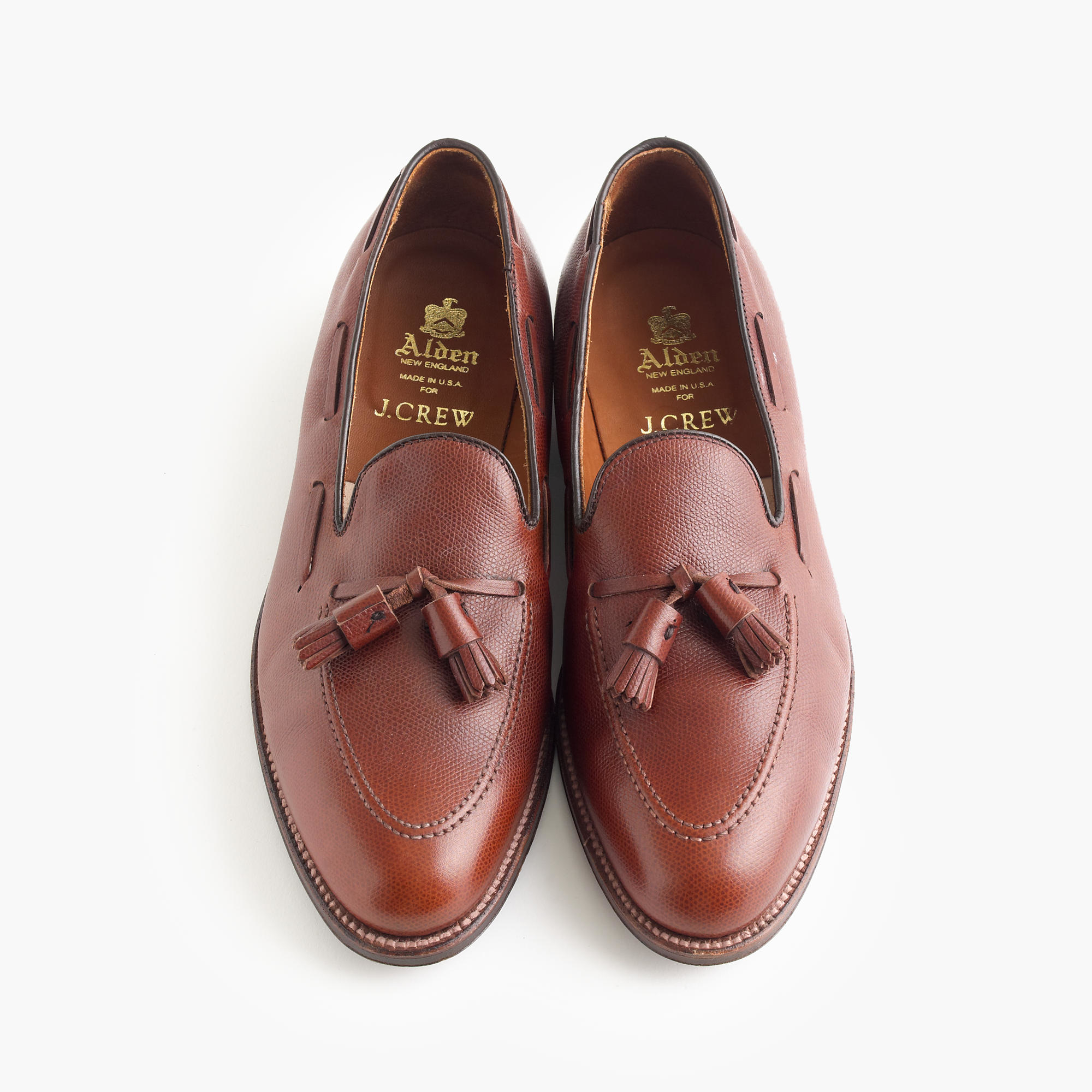 Alden Leather Shoes
