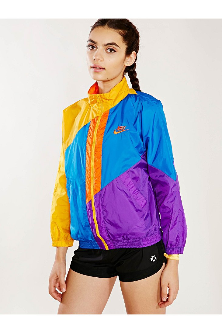 Lyst Urban Outfitters Nike Colorblock Vintage Running