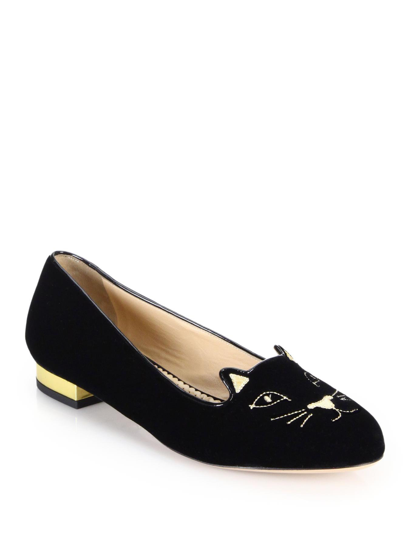 Charlotte Olympia Cat Shoes Heels