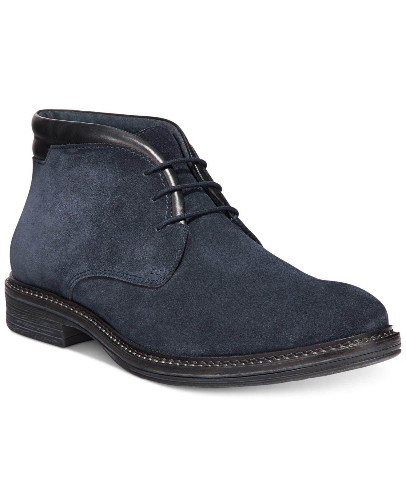 alfani s gavin collar chukka boots only at macy s in