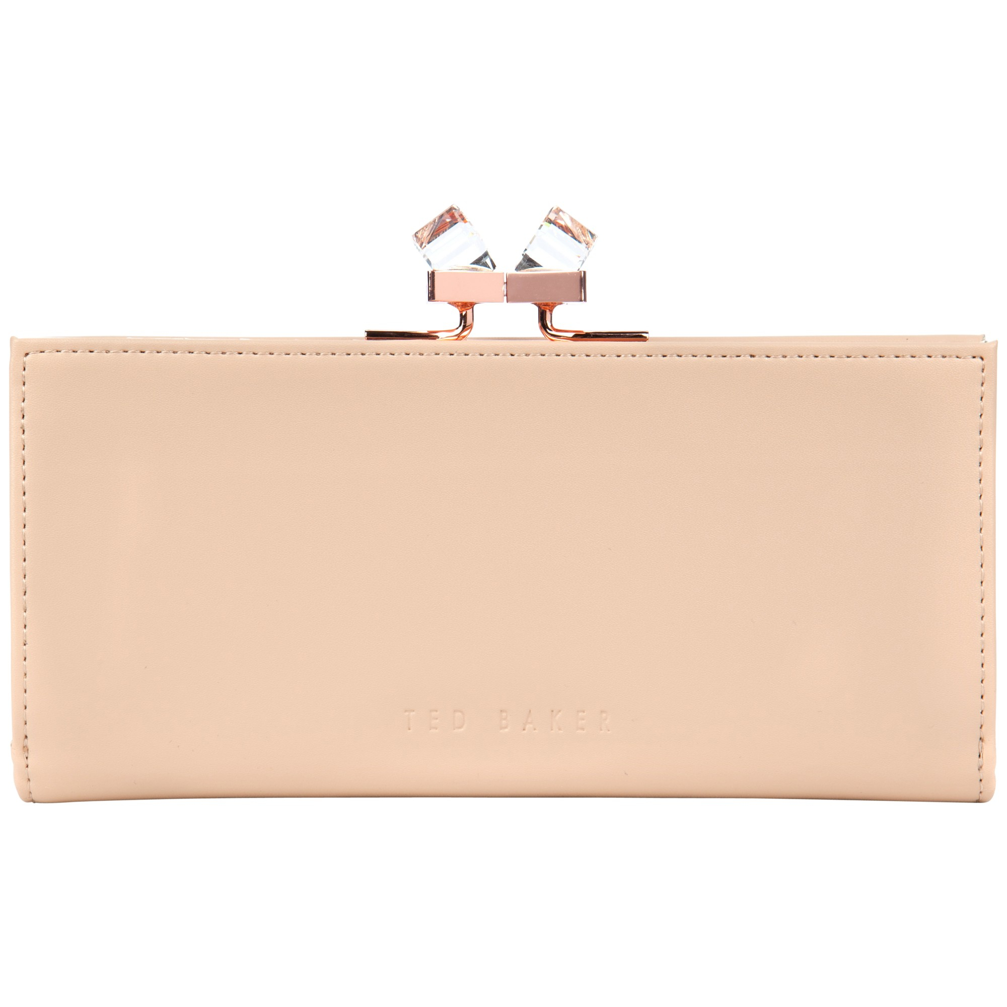 3eadb41168db0b ... Square Crystal Matinee Purse In Natural Lyst. Ted Baker Crystal Matinee  Purse Best Image Ccdbb