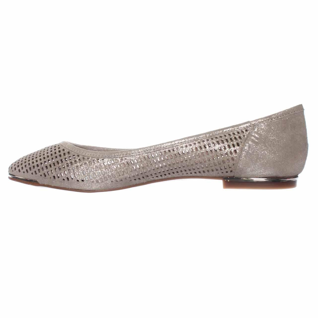 Vince Camuto White Pointed Shoes