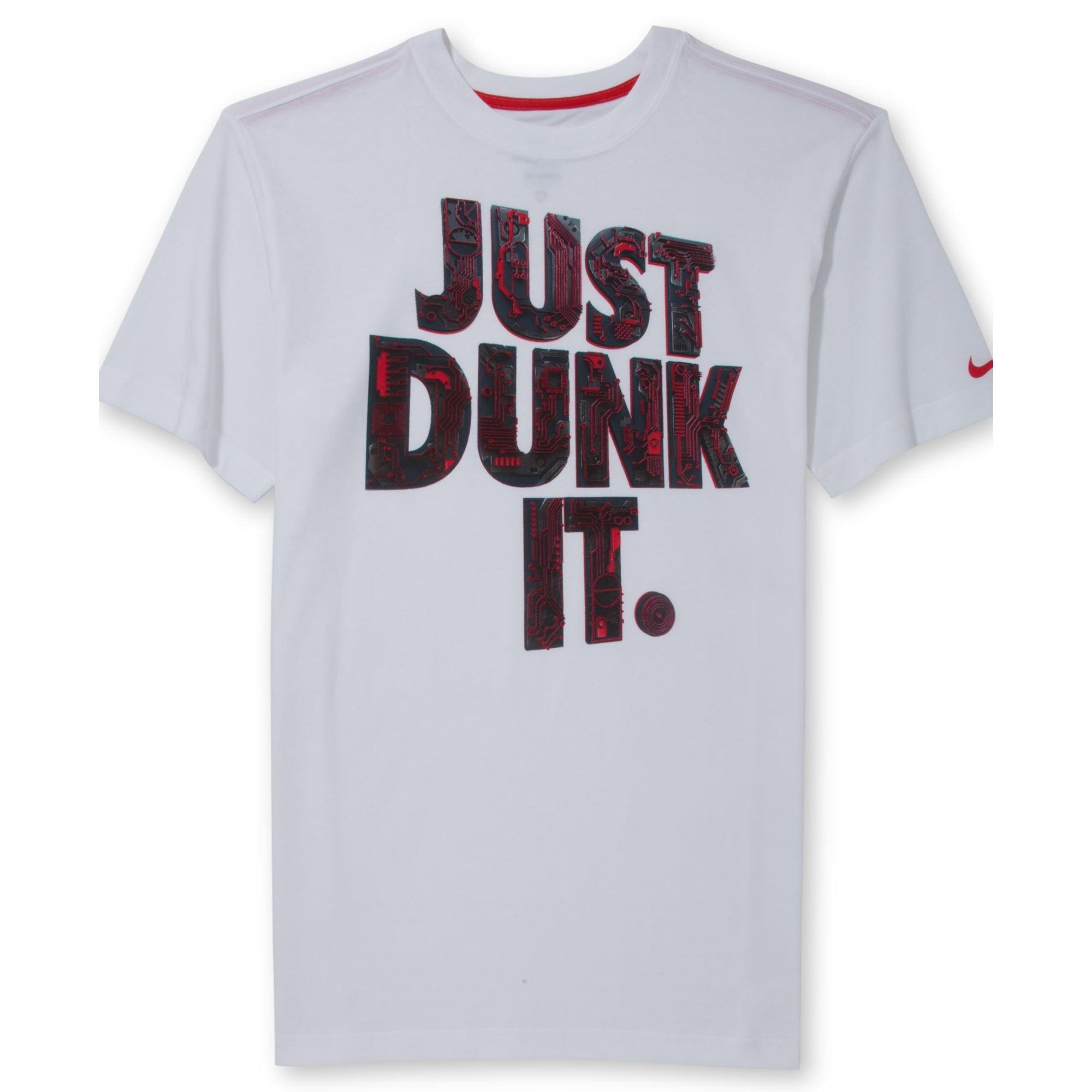 i basketball nike shirt