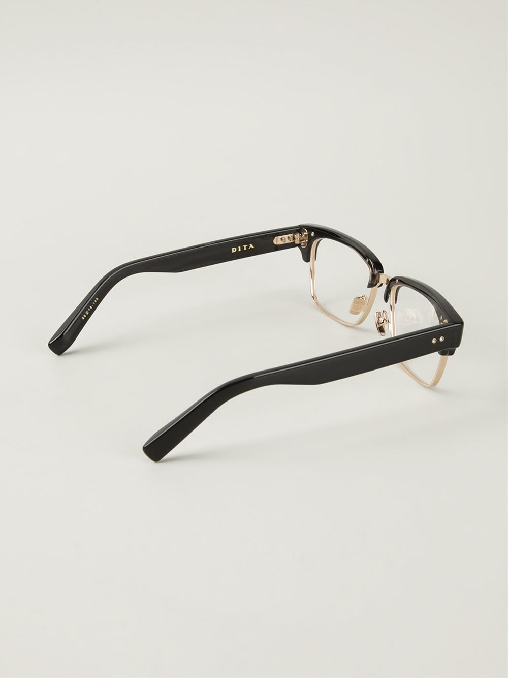 Dita eyewear 'statesman' Glasses in Black for Men | Lyst Dita Eyewear