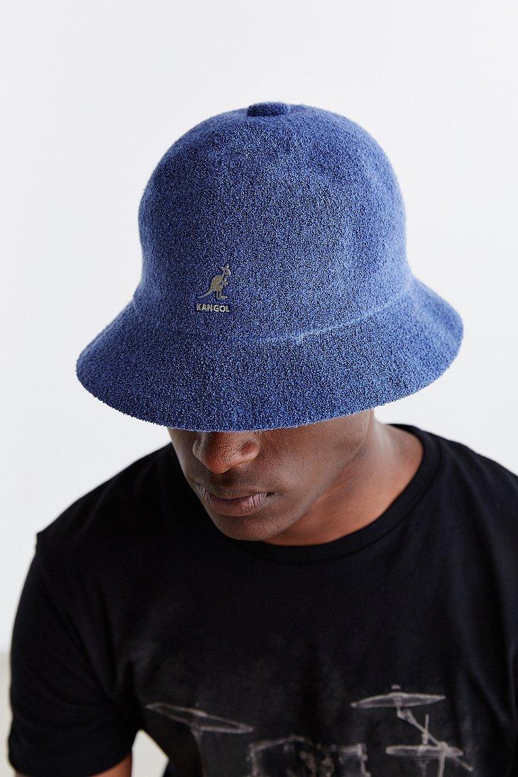 e173eabfe73 Kangol Bermuda Casual Bucket Hat - Hat HD Image Ukjugs.Org