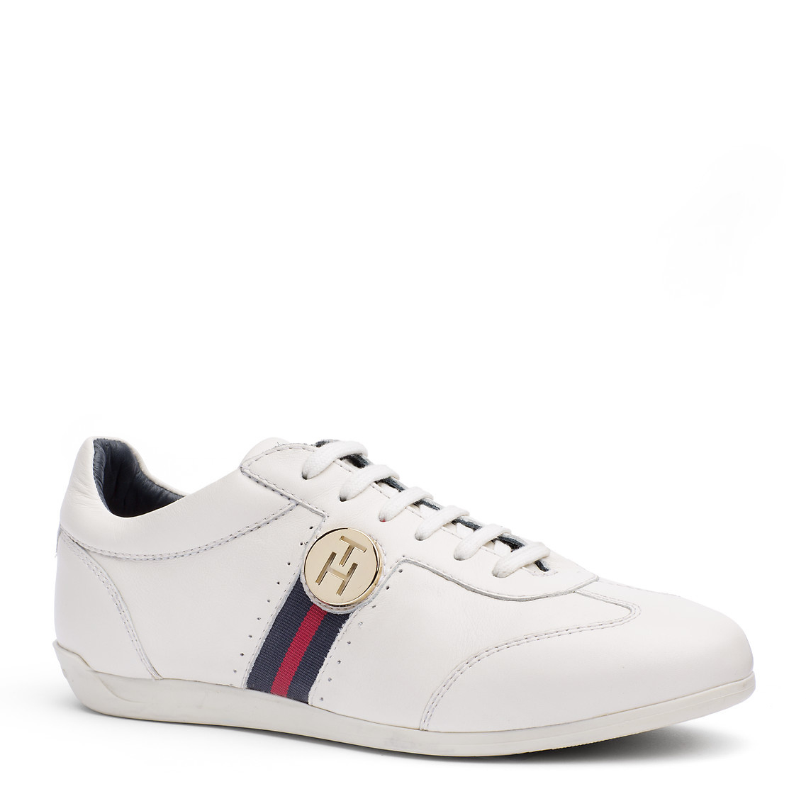 sneaker tommy hilfiger herren tommy hilfiger roddick 2 herren wild leder halb schuhe sneaker. Black Bedroom Furniture Sets. Home Design Ideas
