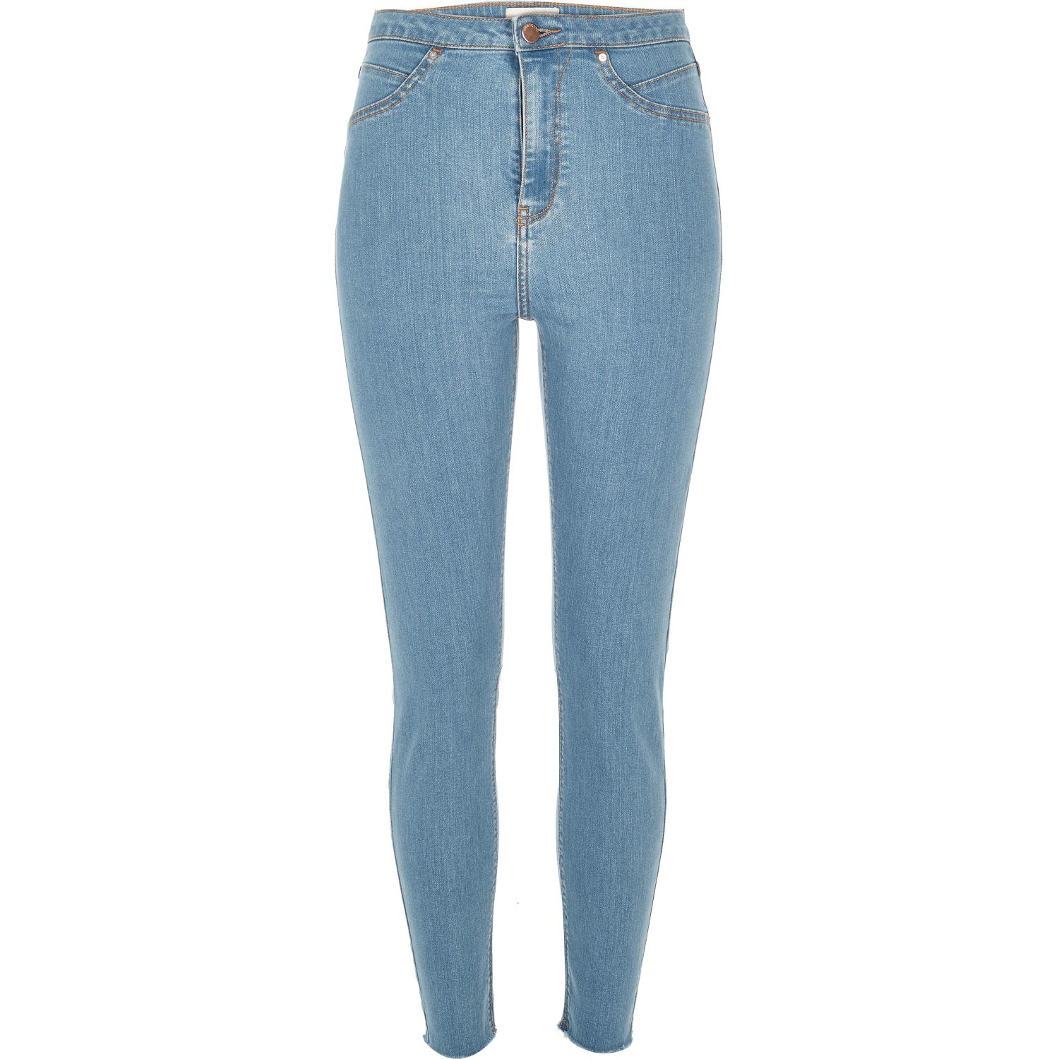 High Rise Molly Jeggings River Island