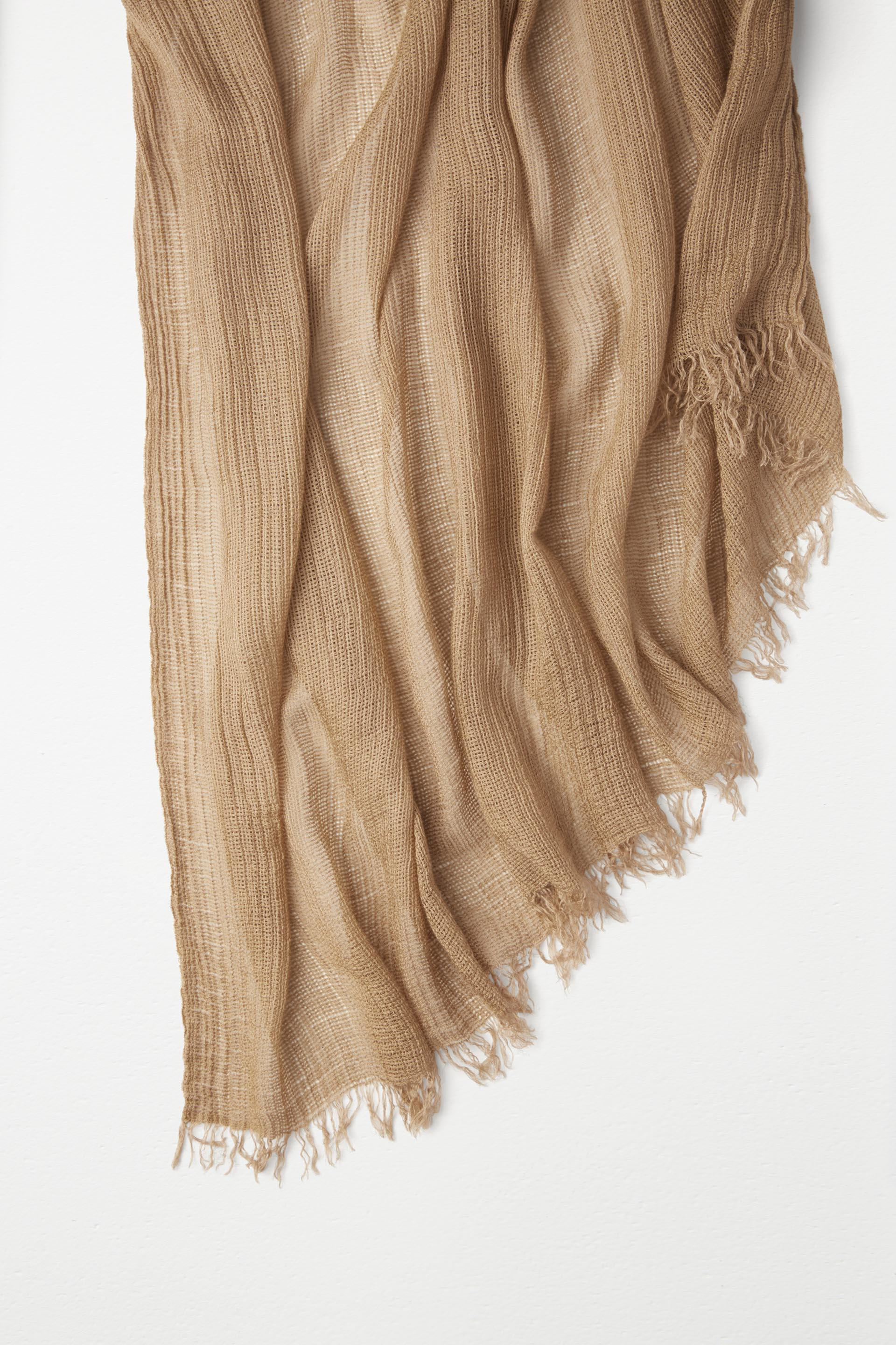 rag bone buckley scarf in lyst