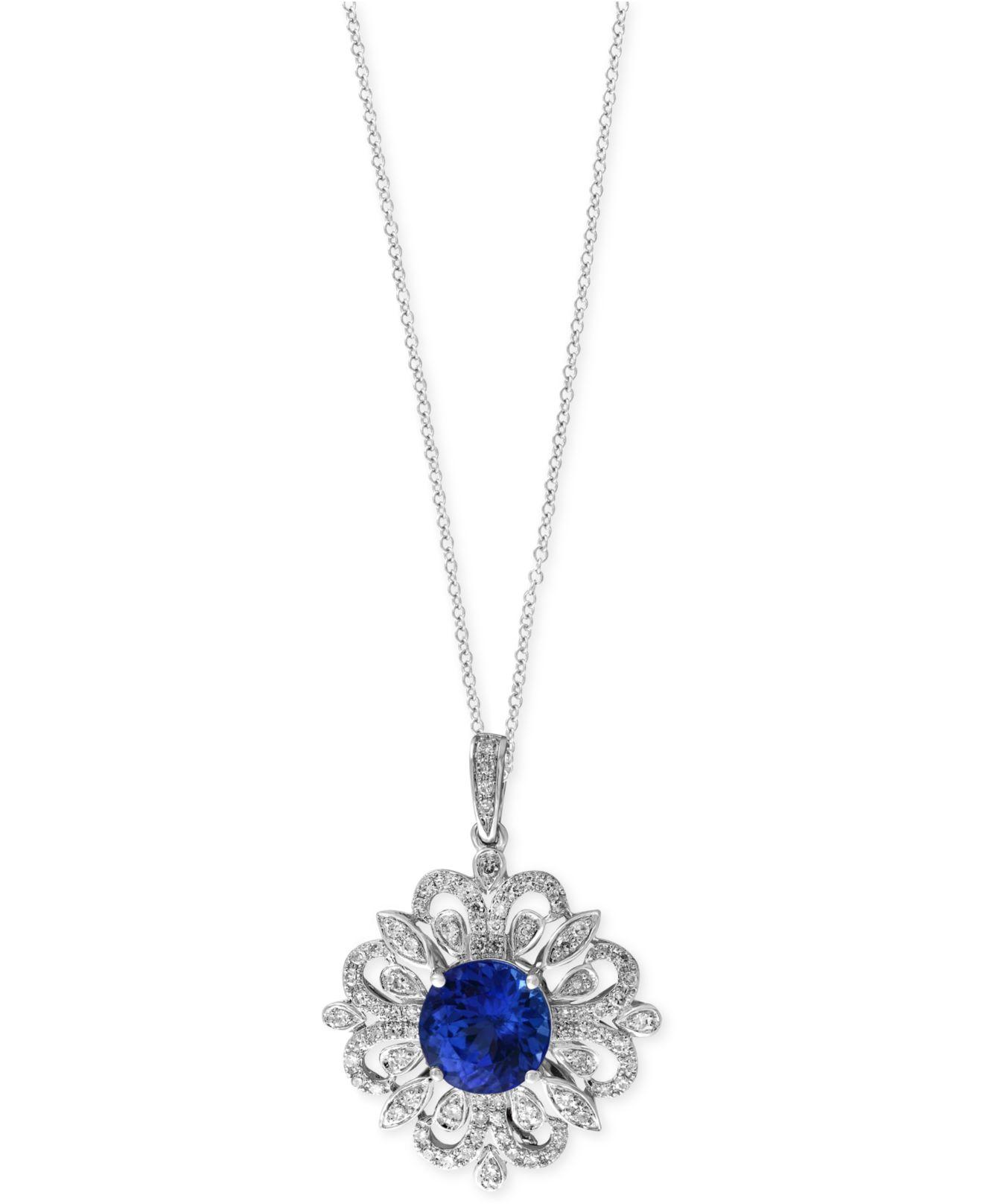 Effy Diamond Necklace
