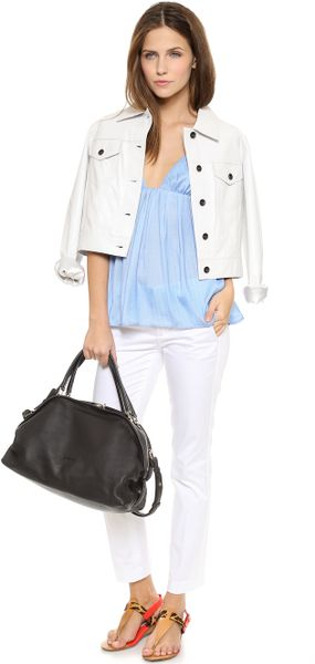 See By Chloe Shoulder Bag With Strap 85