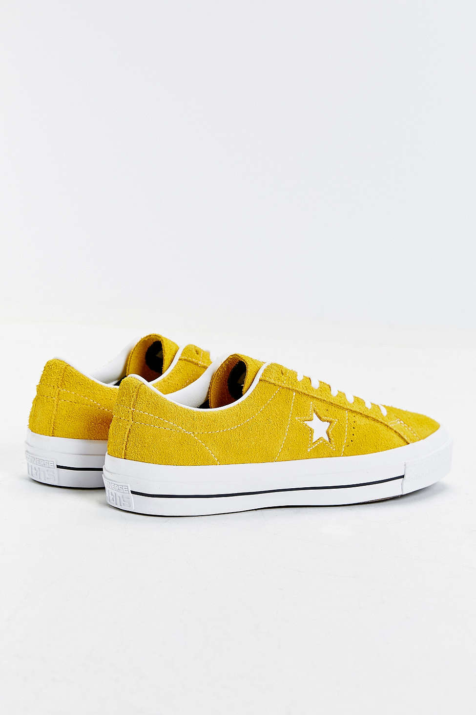 Converse Cons One Star Pro Sneaker in Yellow for Men