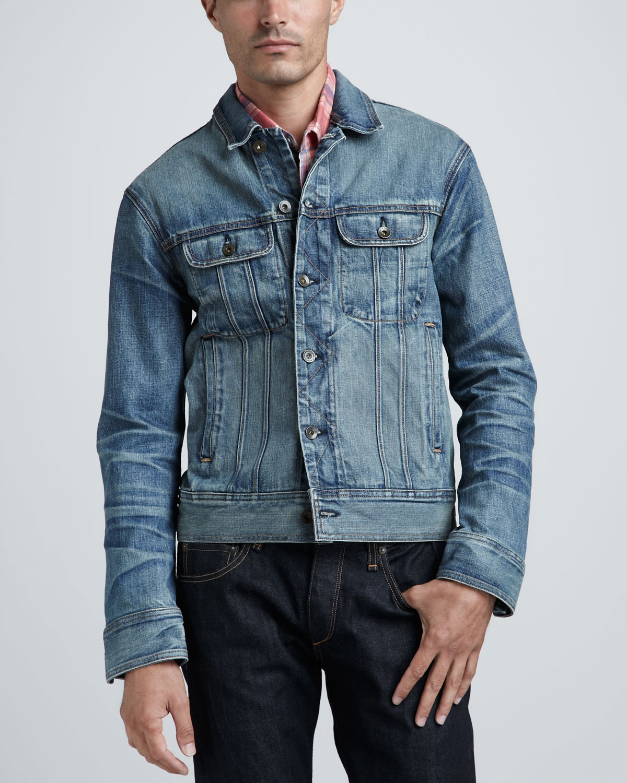 Find great deals on eBay for mens denim jacket. Shop with confidence.