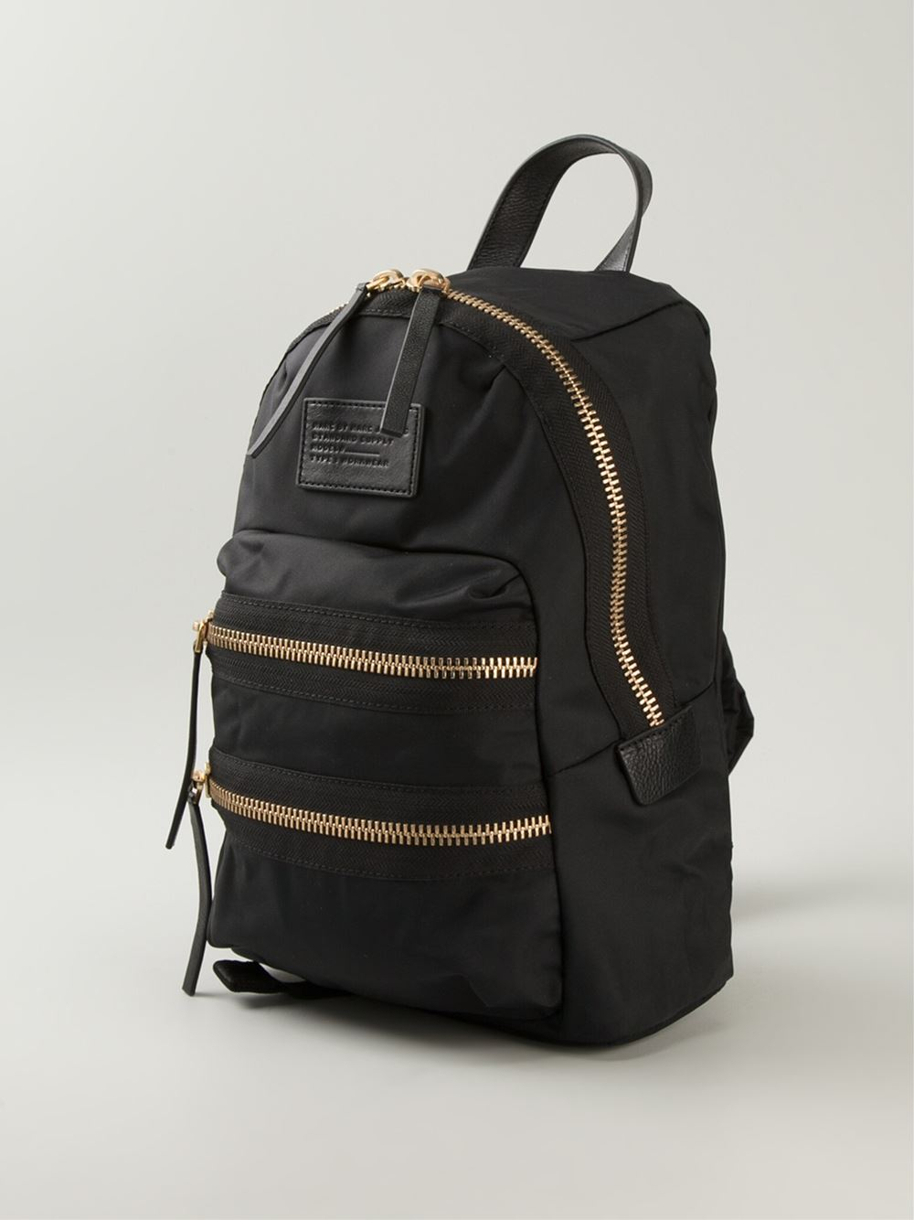 Marc By Marc Jacobs Domo Arigato Backpack In Black Lyst