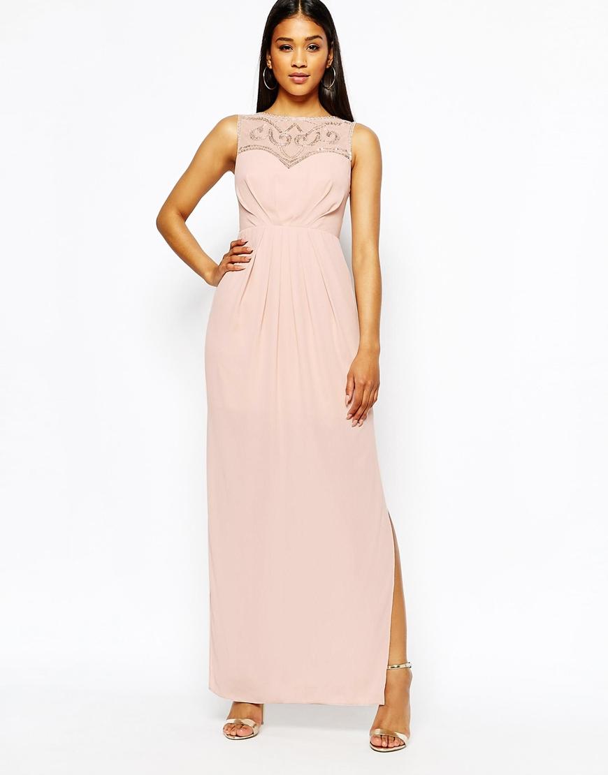 Lipsy Pink Dress