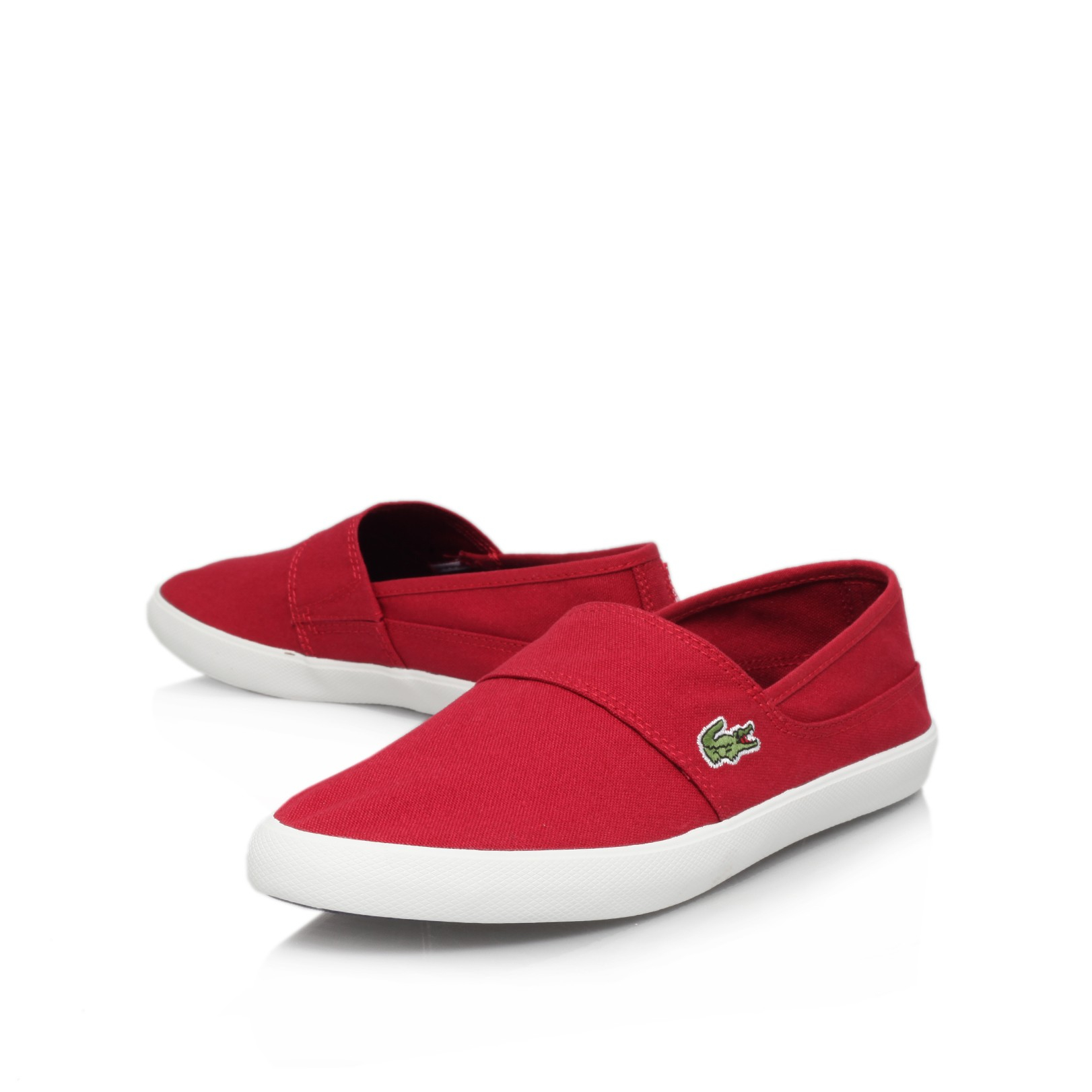 0ae6764fa632 Lacoste Marice Lcr in Red for Men - Lyst