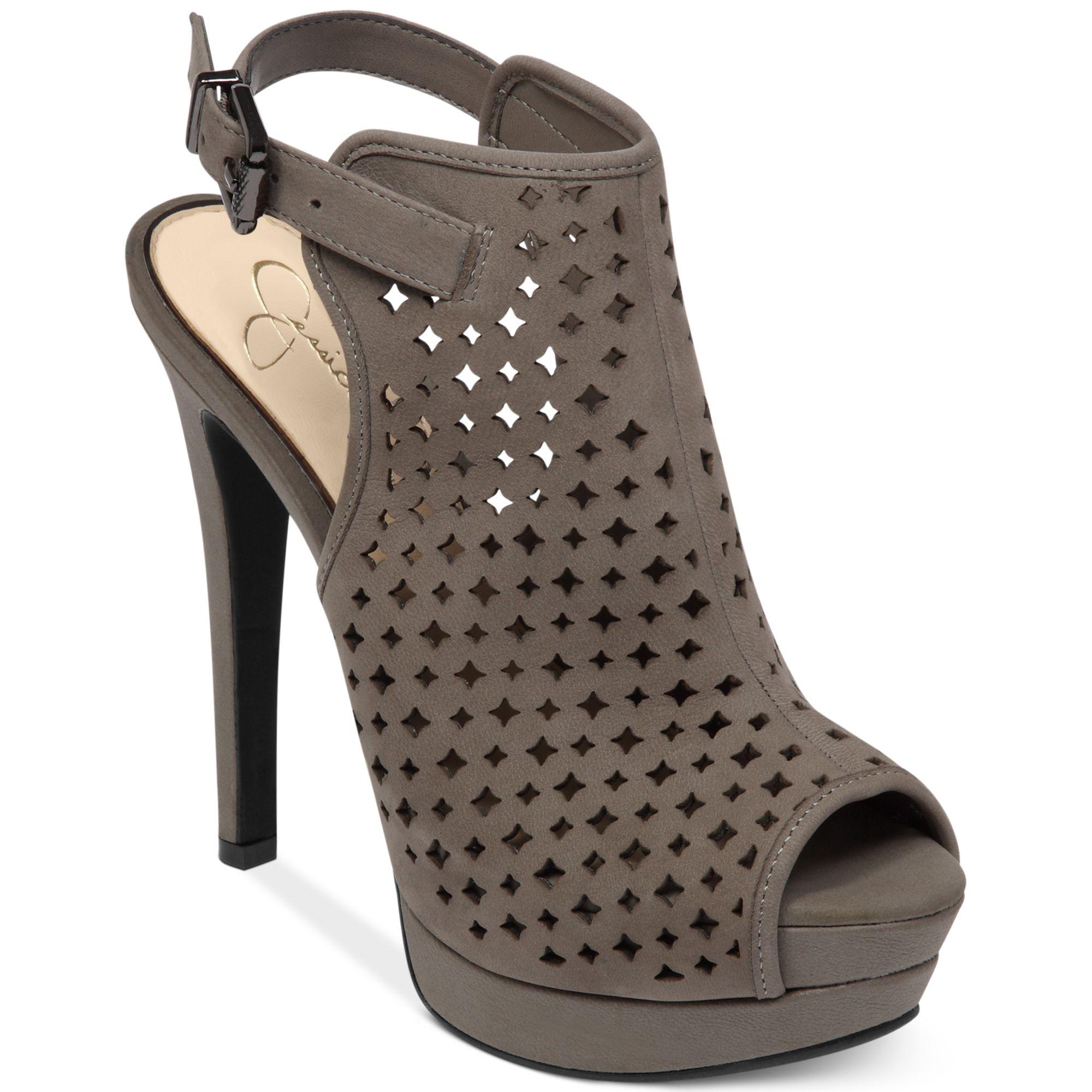Jessica Simpson Tan Womens Shoes