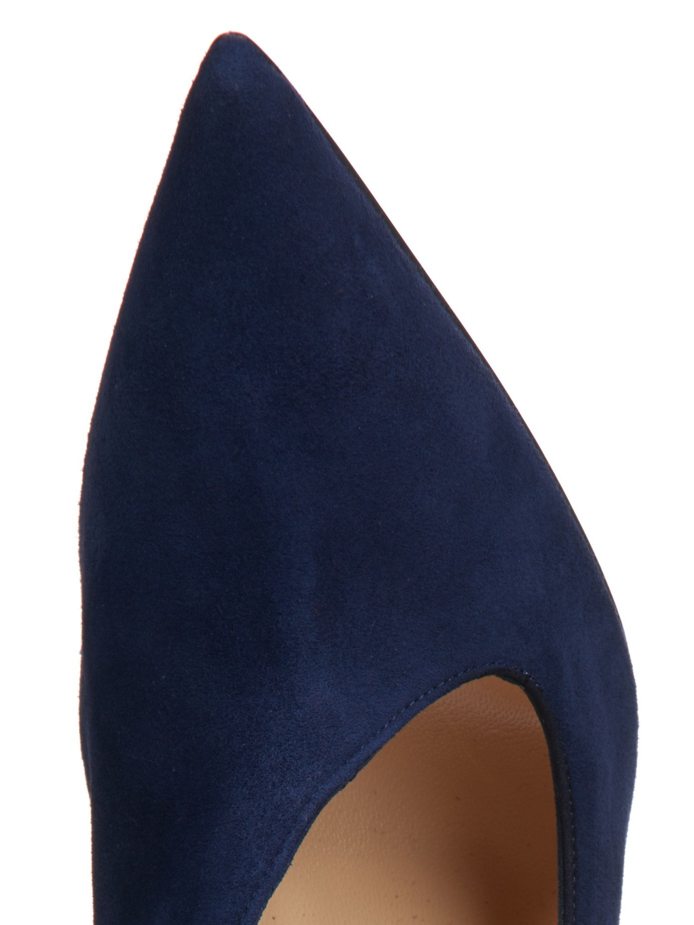 Christian Louboutin Vampydoly Suede Pumps In Blue Lyst