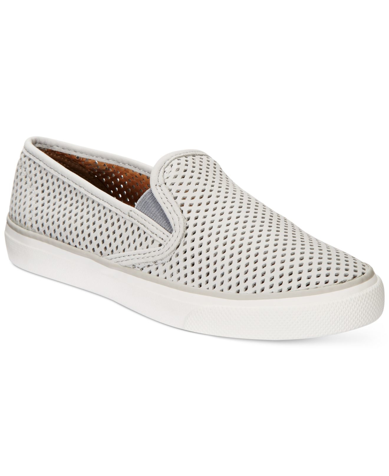 Sperry Womens Slip On Shoes