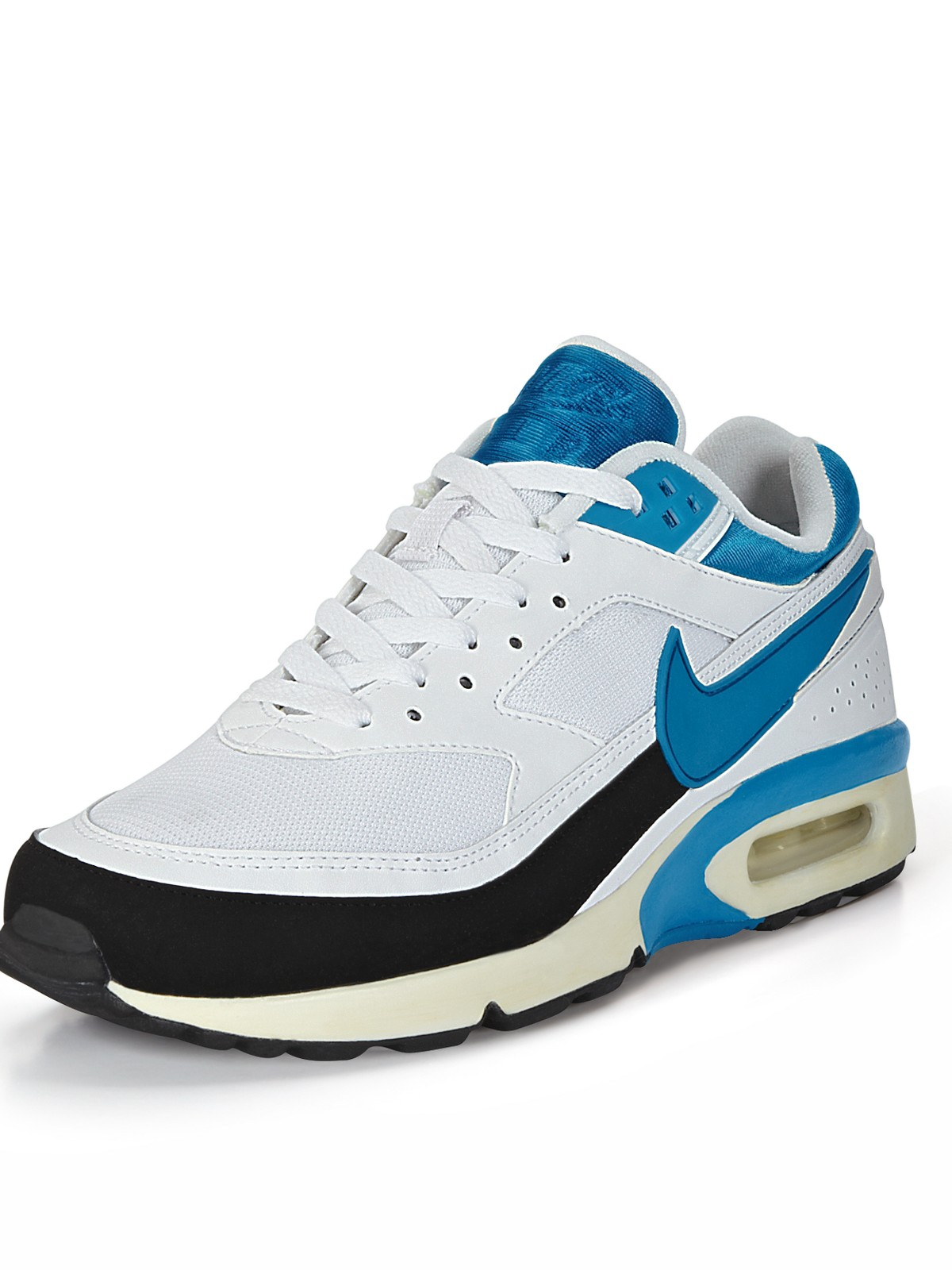 Nike Nike Air Classic Bw Mens Trainers in White for Men ...