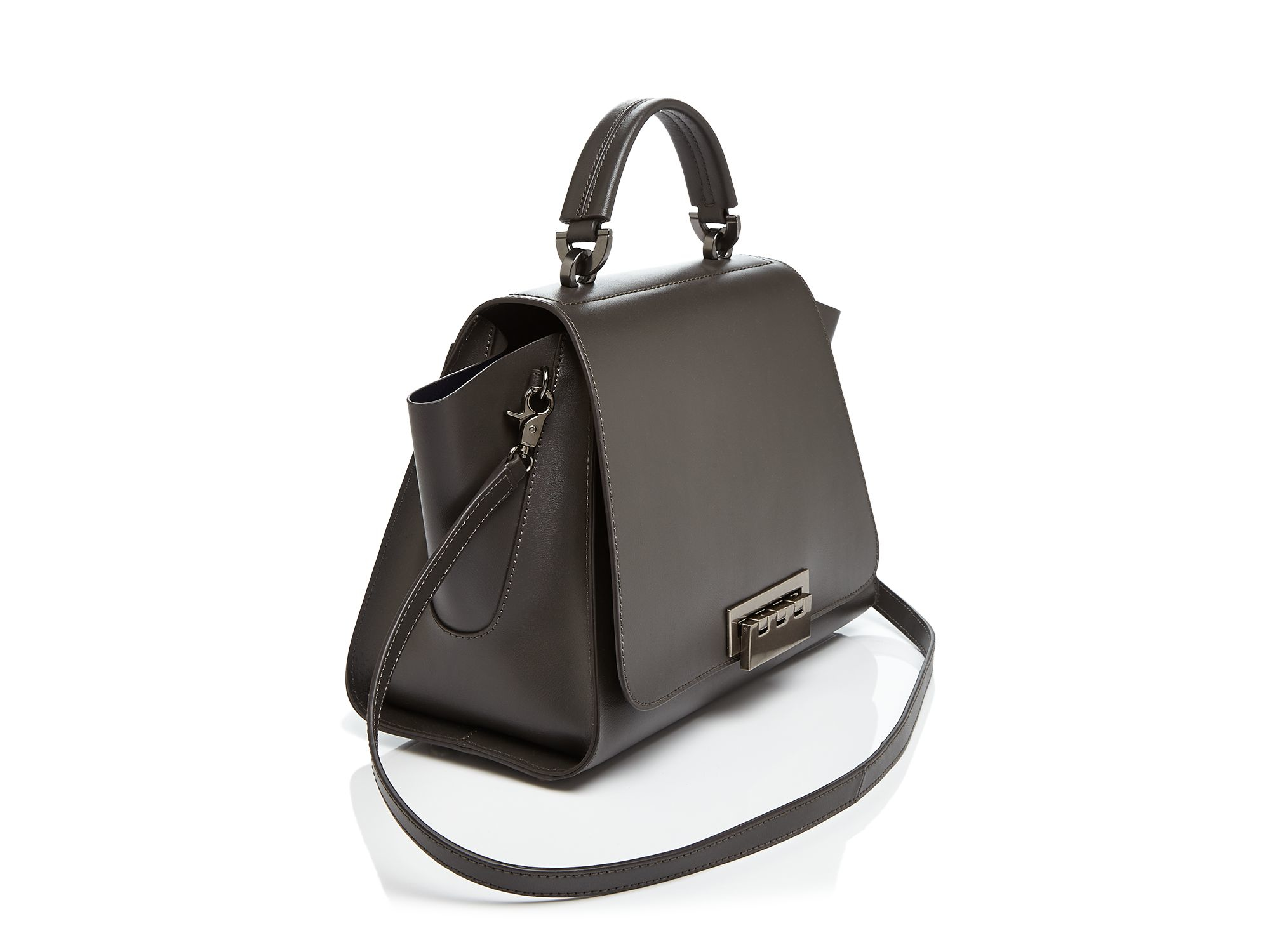 Zac Zac Posen Eartha Iconic Soft Top Handle Satchel In