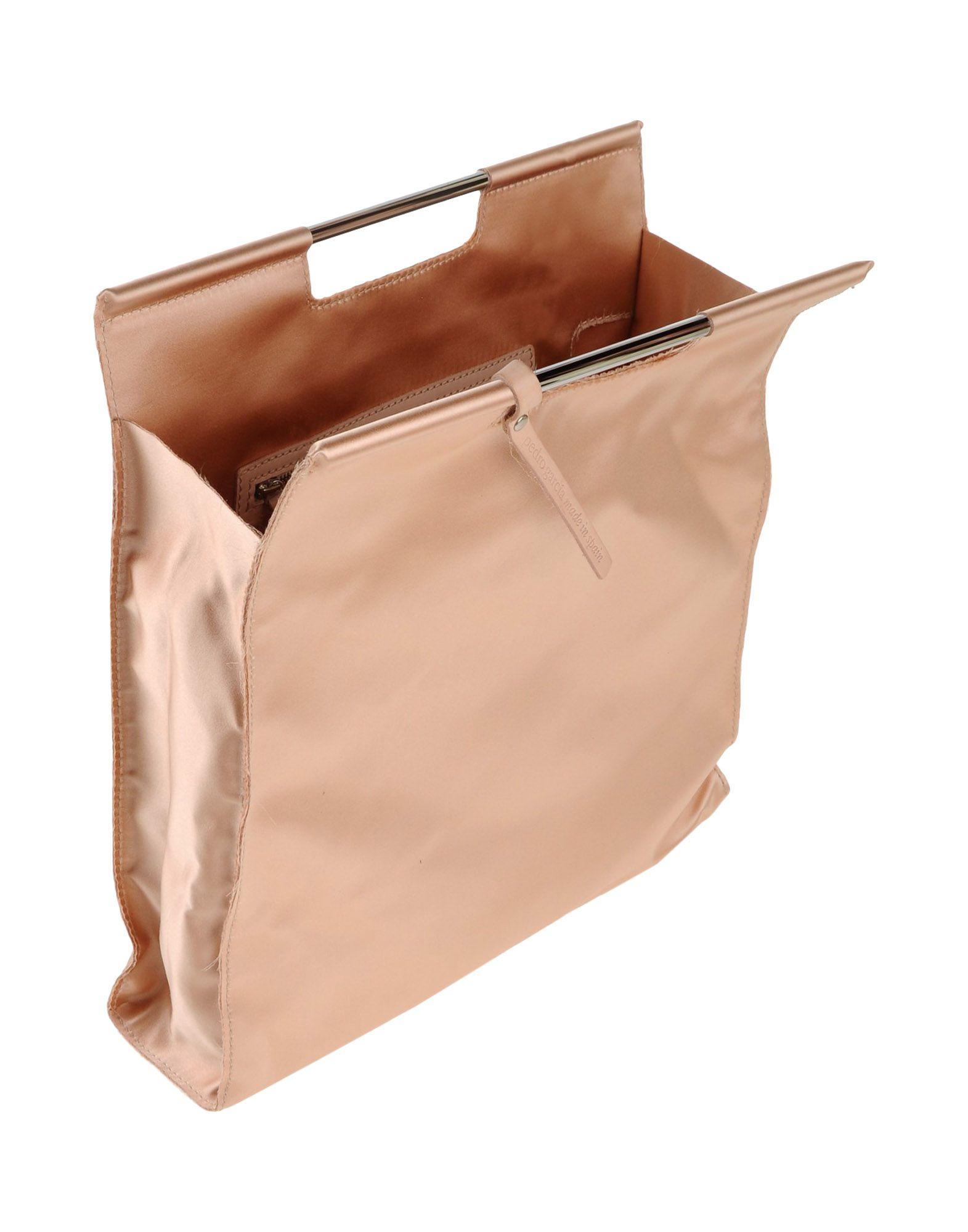 Brilliant Pedro Garcia Handbag In Gray  Lyst