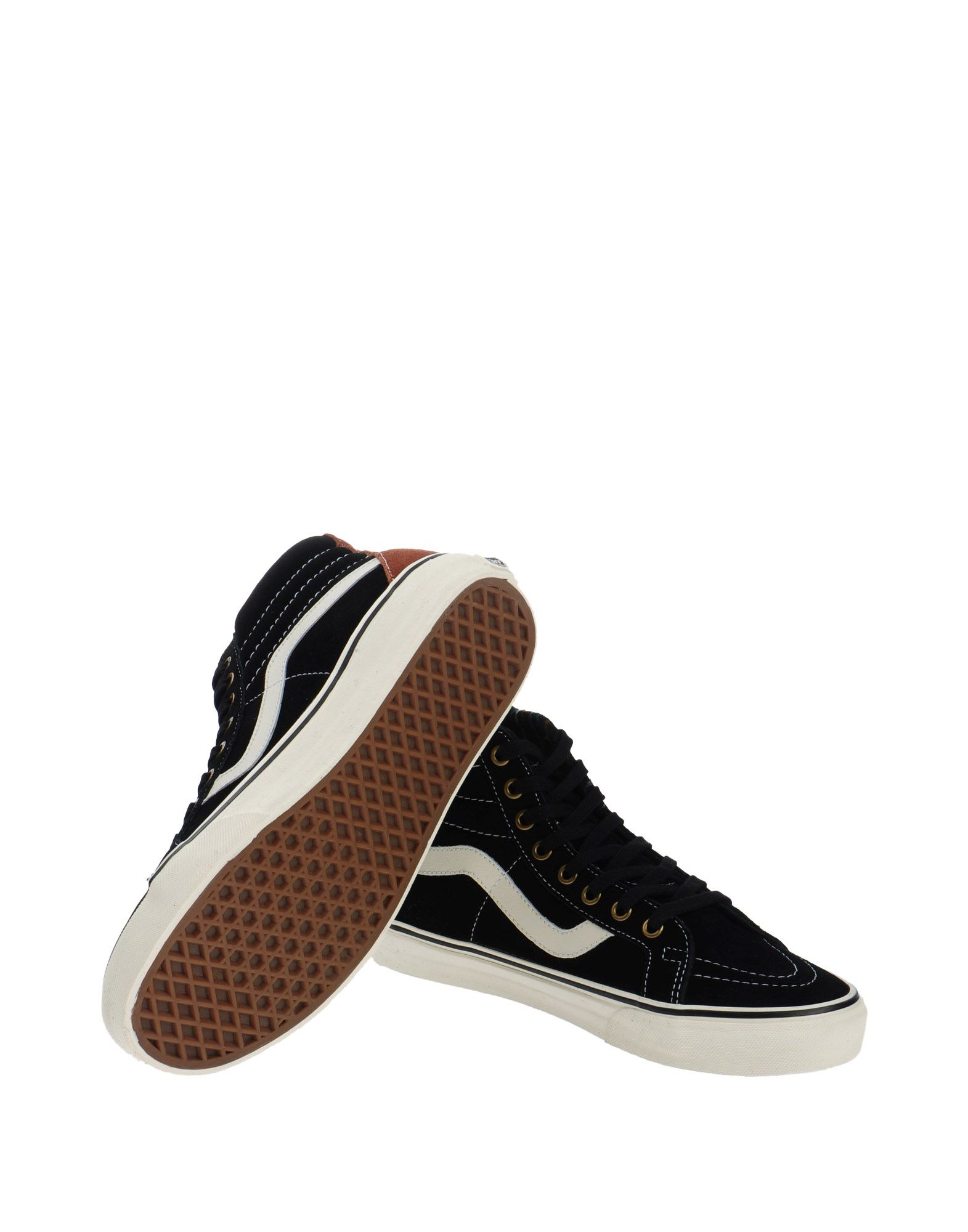 Vans High-tops & Trainers in Black for Men | Lyst