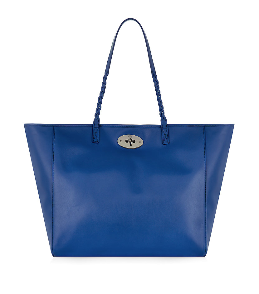 Mulberry Medium Dorset Tote in Blue - Lyst 1e23237d87577