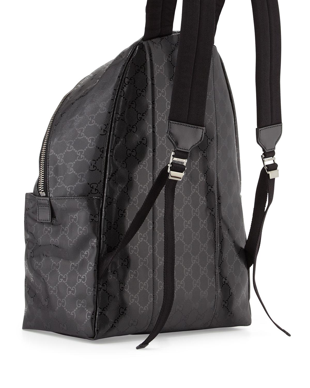 fbe6885740 Gucci Black Backpack Mens- Fenix Toulouse Handball