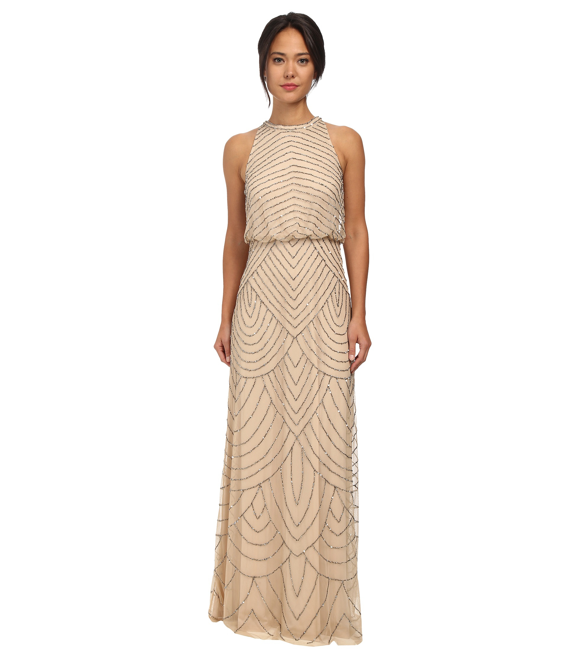 Adrianna papell beaded - Brand Discount