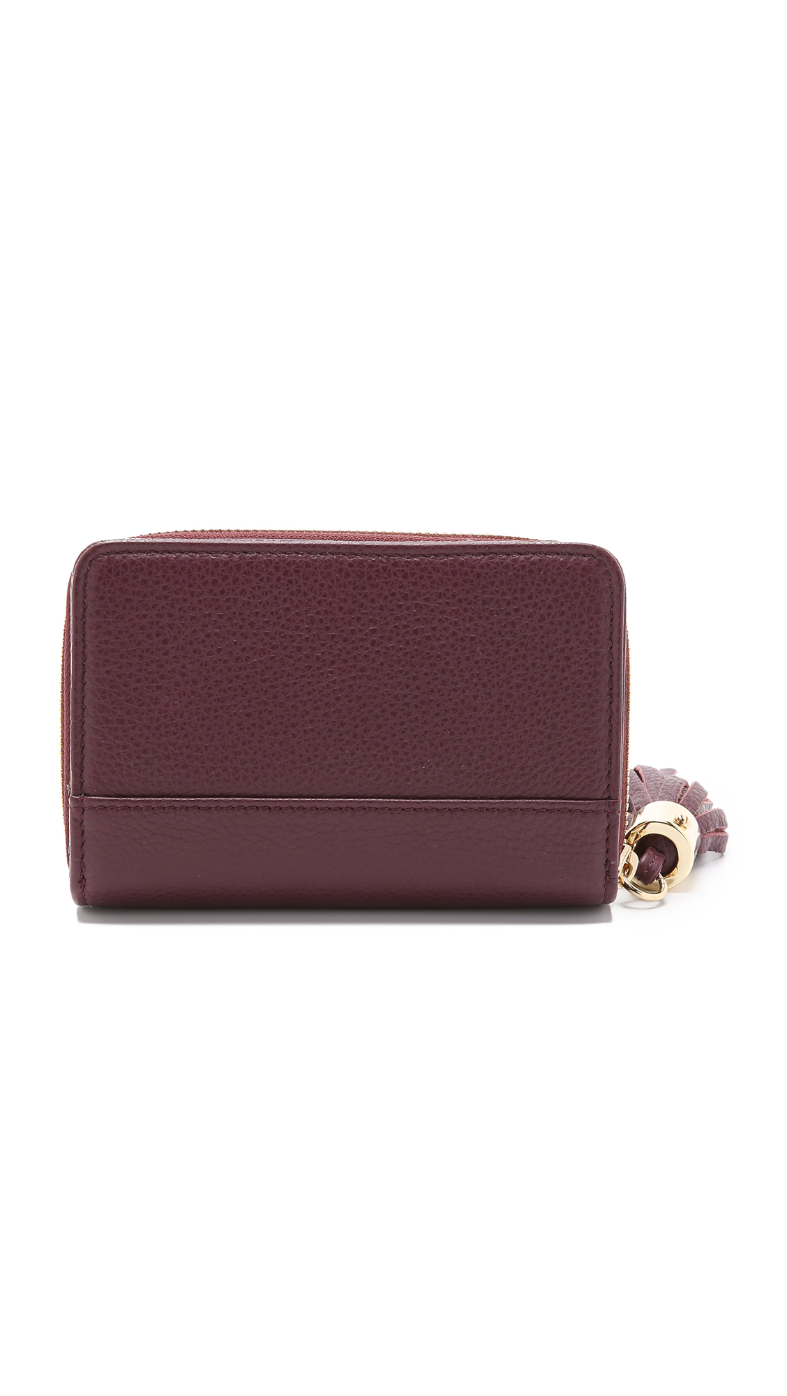 Lyst - See By Chlo Vicki Small Wallet - Plum In Purple-5951