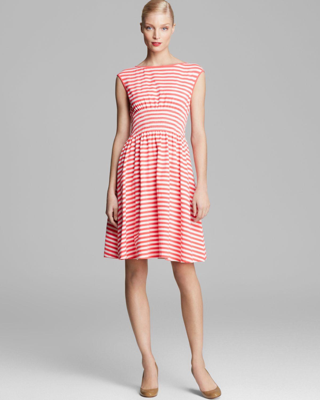 Kate Spade Leora Dress In Red Lyst