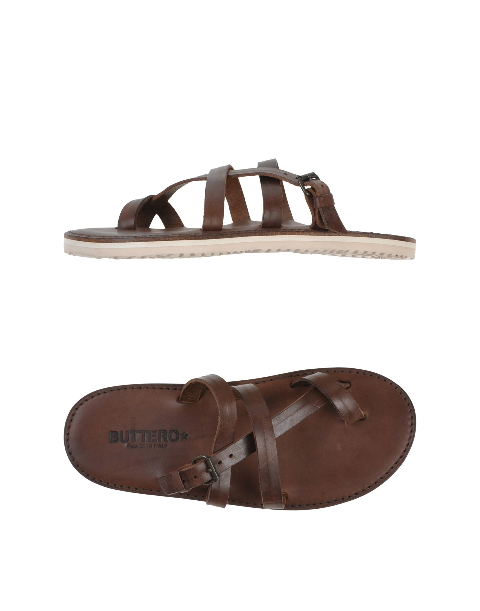 FOOTWEAR - Toe post sandals Buttero ss9P226