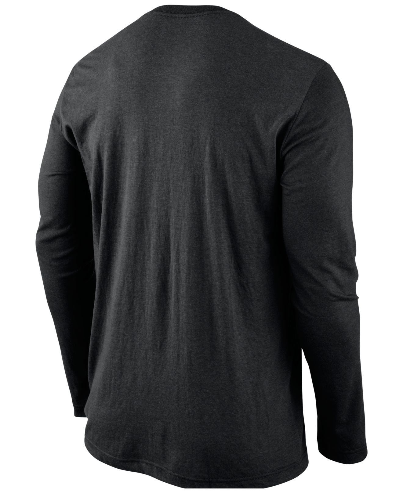 Nike men 39 s long sleeve arizona state sun devils wordmark t for Long sleeve sun shirt mens