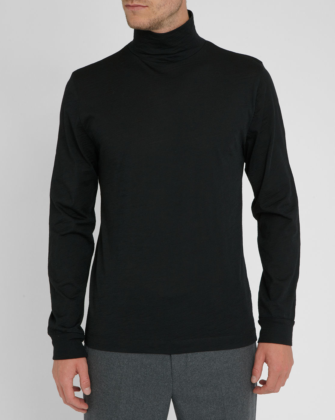 Black Polo Neck Sweaters: brands items Many shades of Black sale: up to −65% at Stylight» Shop now!