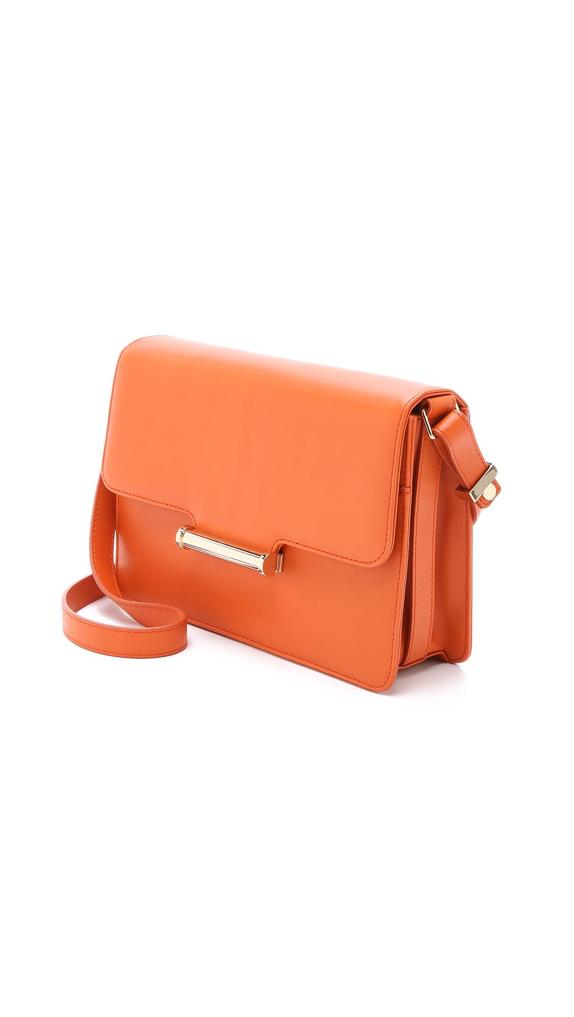 Jason Wu Diane Large Shoulder Bag - Burnt Orange