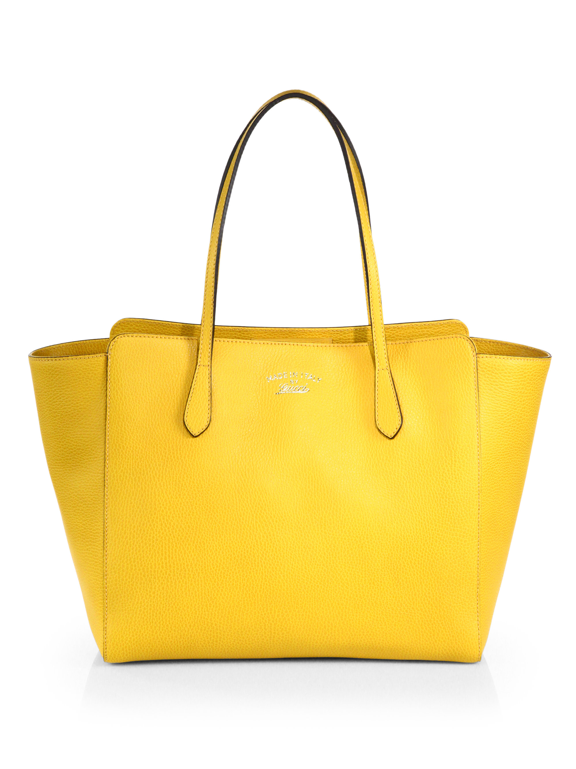 Swing Large Leather Tote