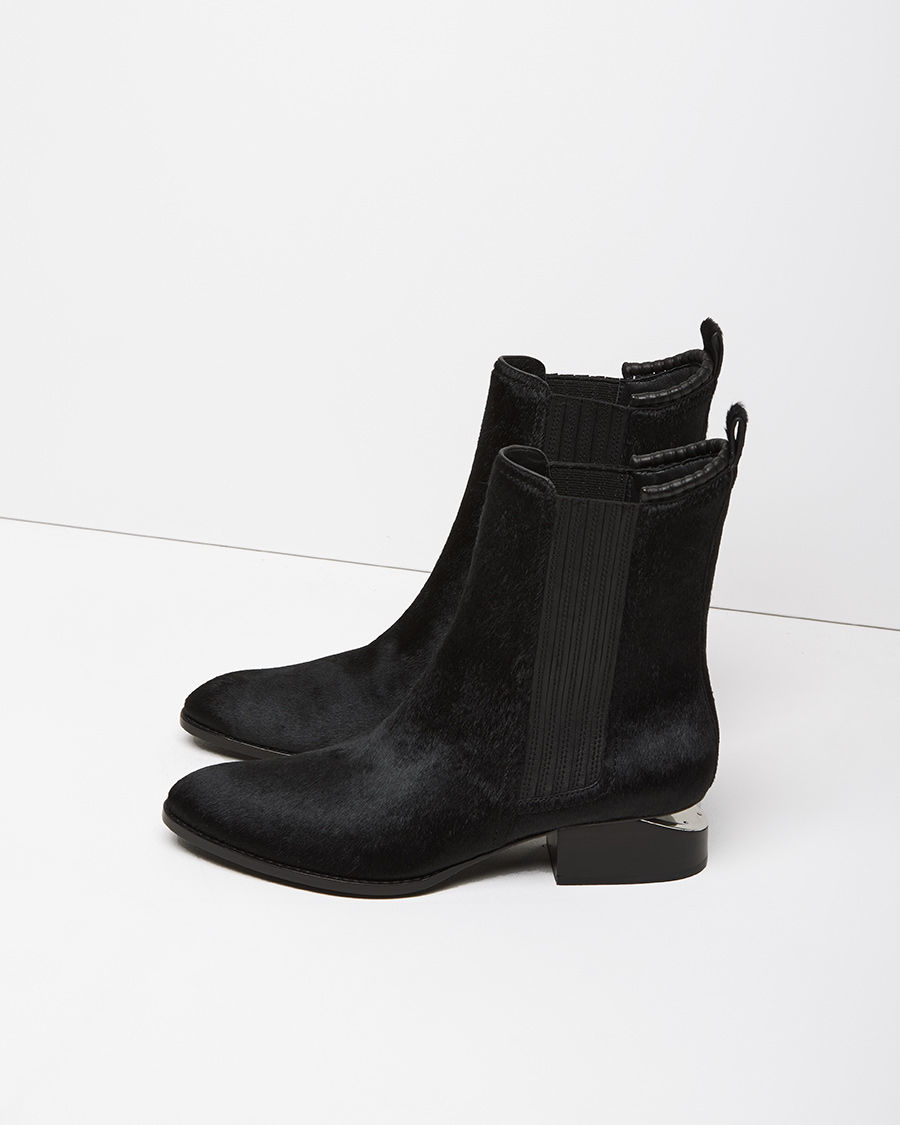 Alexander Wang Ponyhair Ankle Boots outlet buy cheap huge surprise cheap real finishline factory outlet xj6QAjV