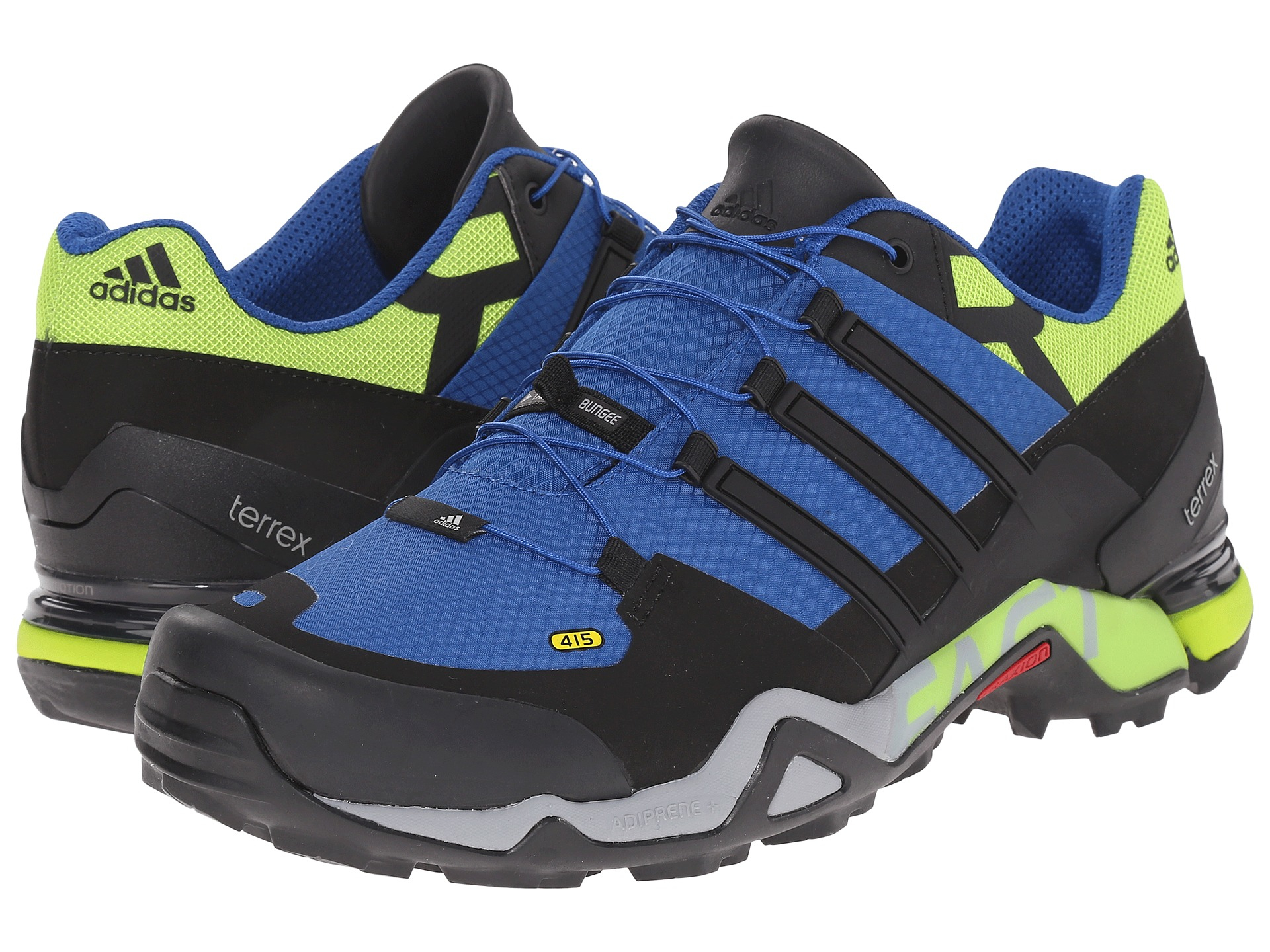 Lyst Adidas Originals Terrex Fast R In Blue For Men