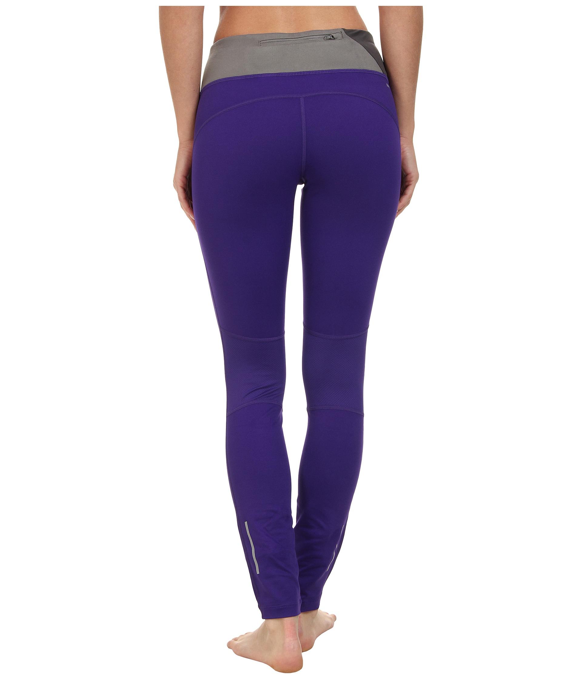 Lyst - Nike Dri-Fit® Epic Run Tight in Purple 510d230312
