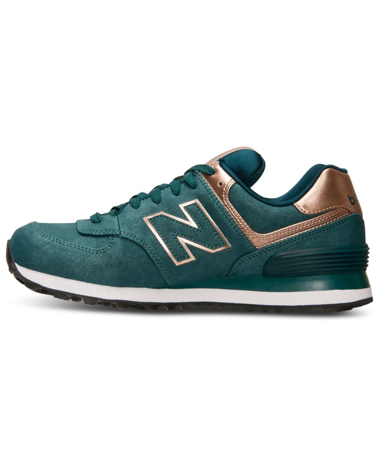 Hunter Green Tennis Shoes