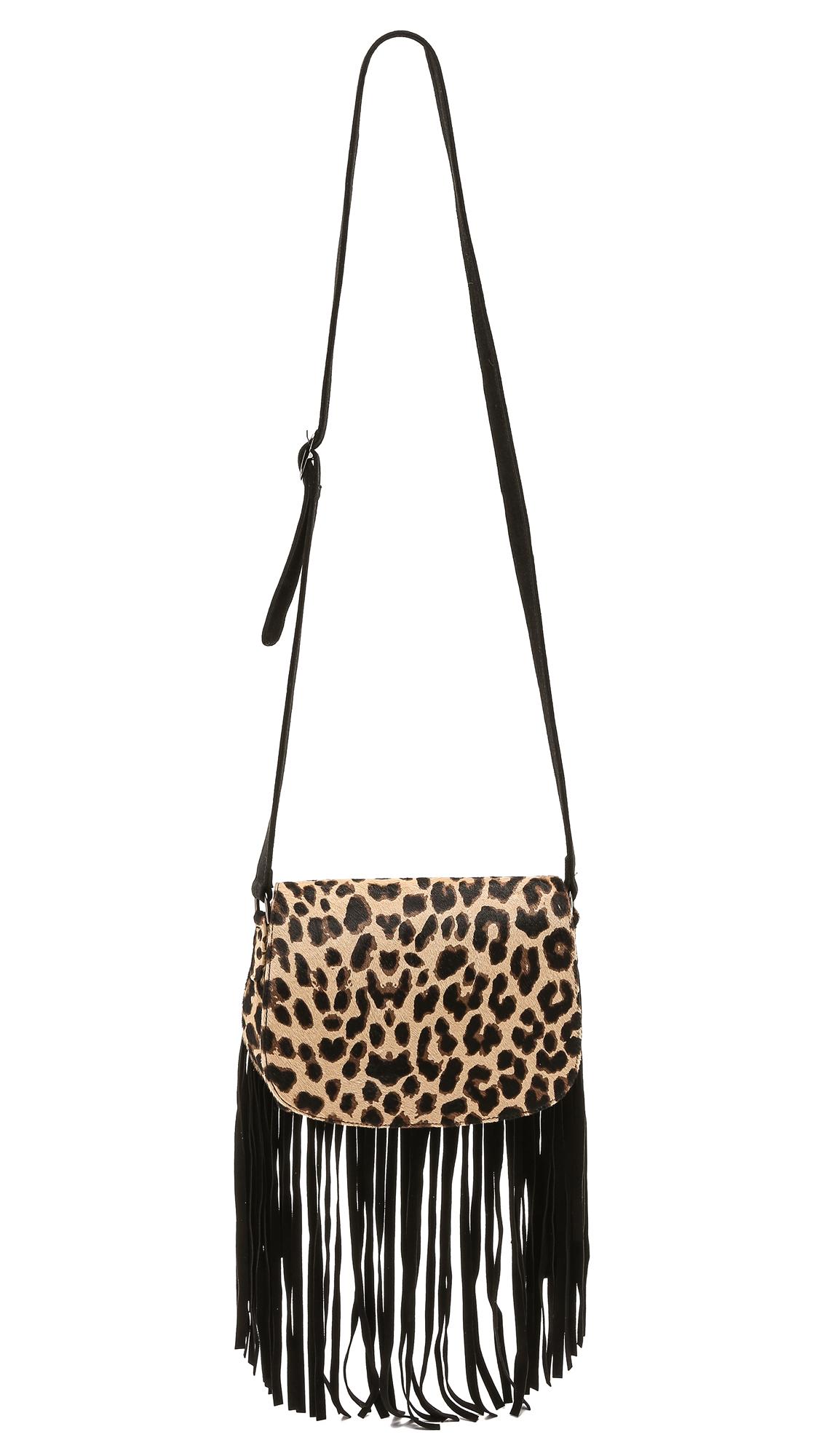 ThePerfext Sable Cross Body Bag - Leopard