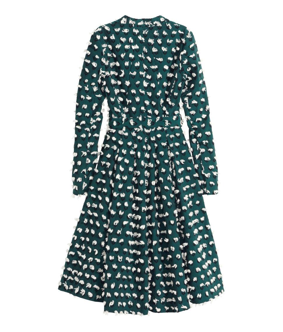 Loft Bell Sleeve Coat