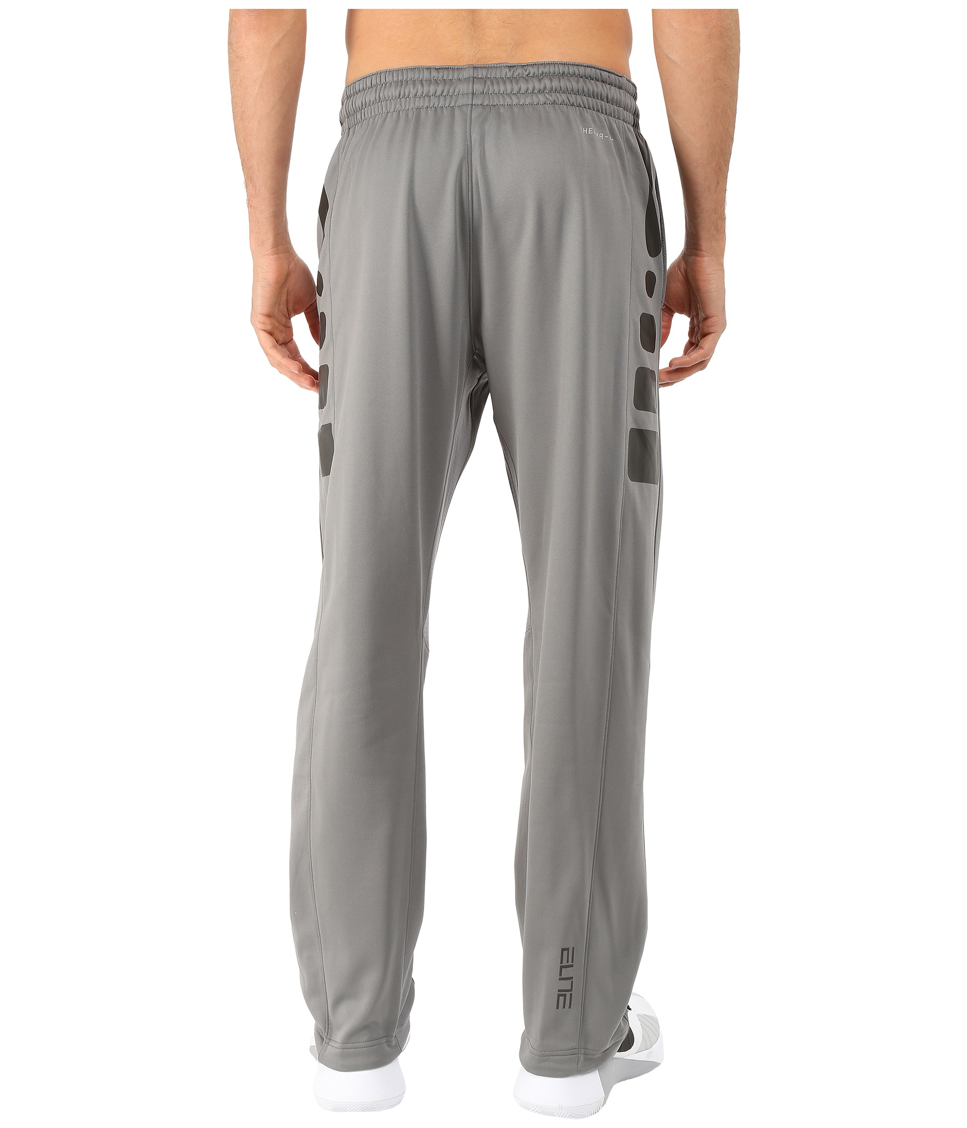 dbde6b5efbfb Lyst - Nike Elite Stripe Pants in Gray for Men