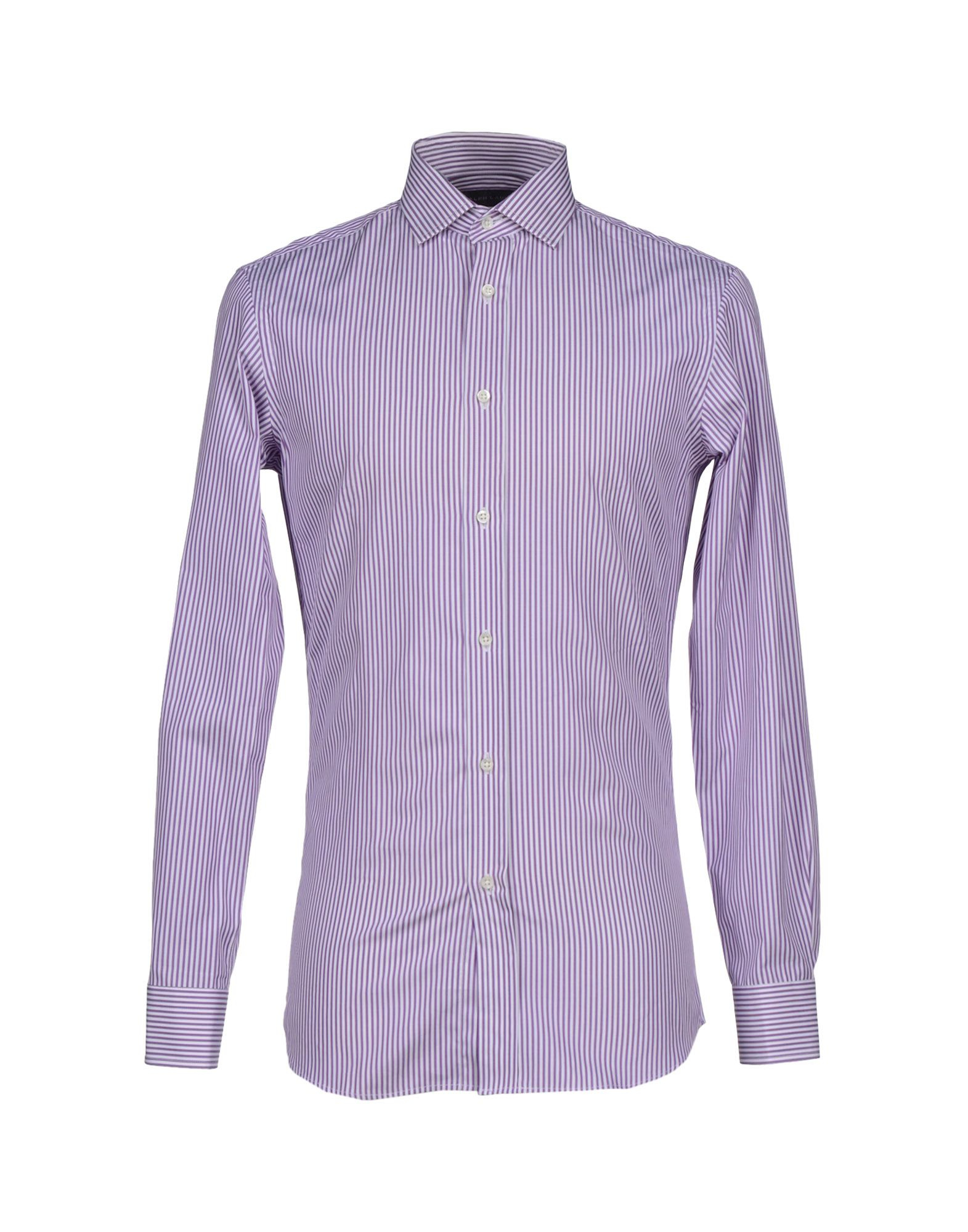 ralph black label shirt in purple for lyst