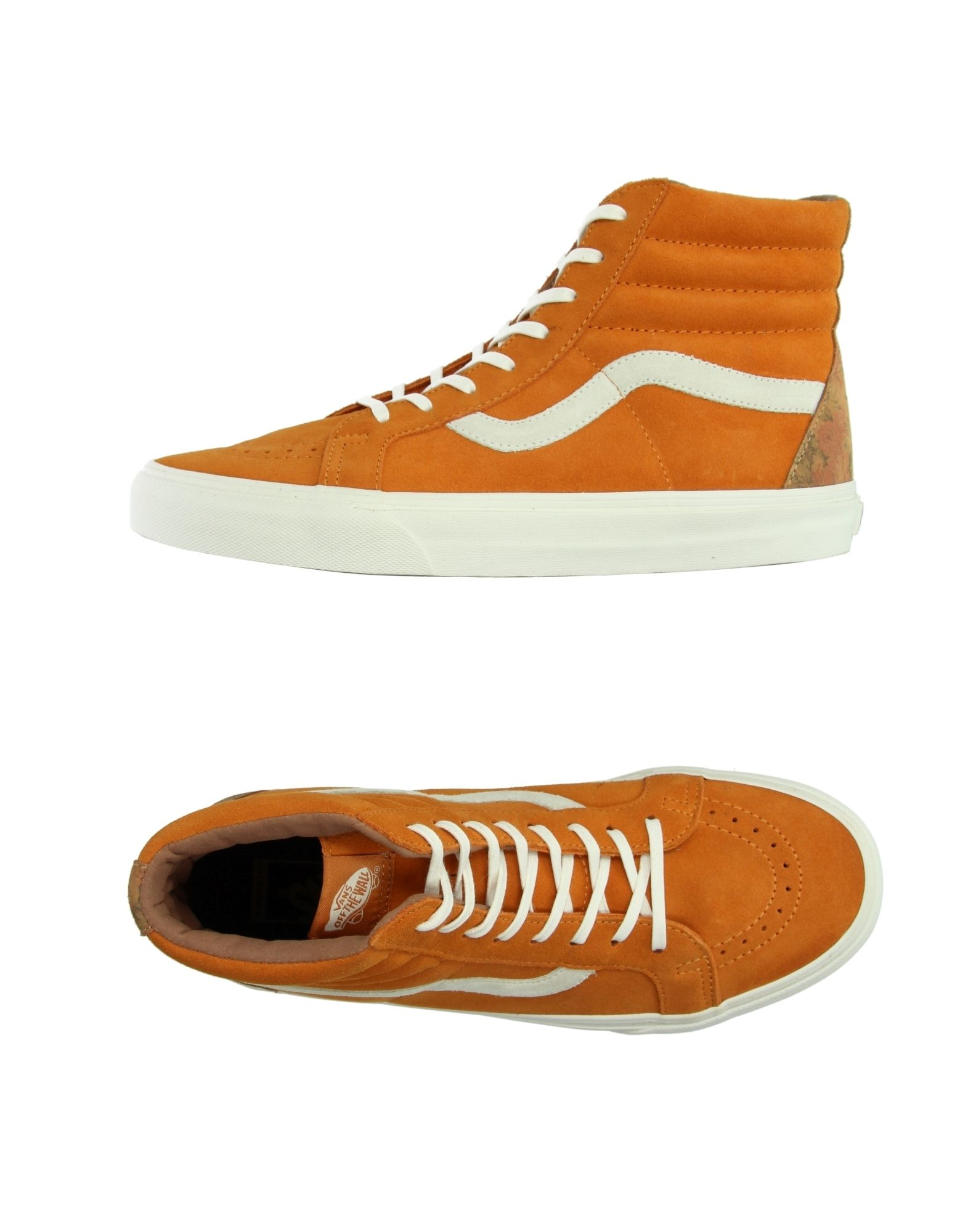 Vans Leather High-tops \u0026 Trainers in
